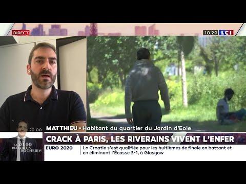 CRACK À PARIS : LES RIVERAINS VIVENT L'ENFER !