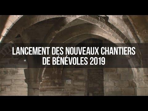 Appel à bénévoles - Chantiers 2019