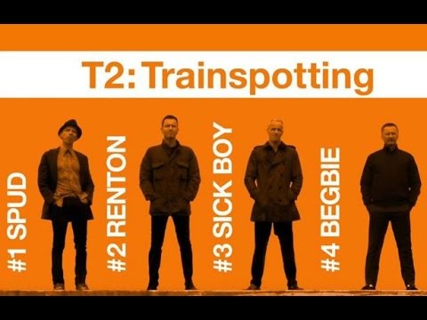 T2 Trainspotting Bande-annonce VF 2017
