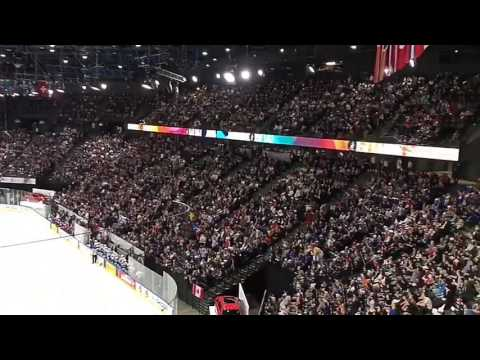 Championnat du monde de Hockey : France-Canada