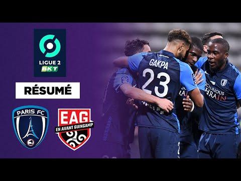Résumé : Le Paris FC miraculé contre Guingamp !