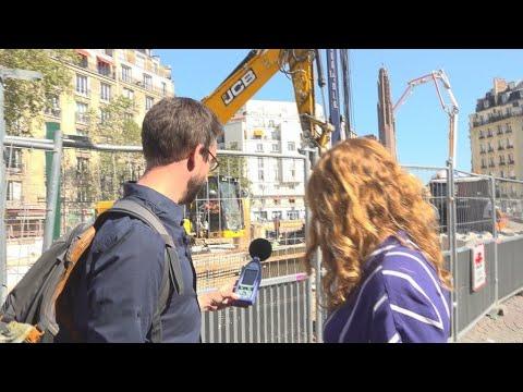 Paris, capitale du bruit ? • FRANCE 24