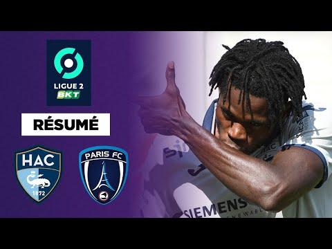 Résumé : Le Havre à la relance contre le Paris FC