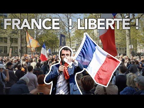 Le peuple se lève pour la Liberté et la France !