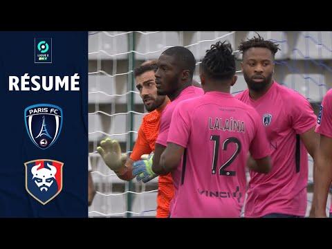 PARIS FC - STADE MALHERBE CAEN (3 - 1) - Résumé - (PFC - SMC) / 2020-2021