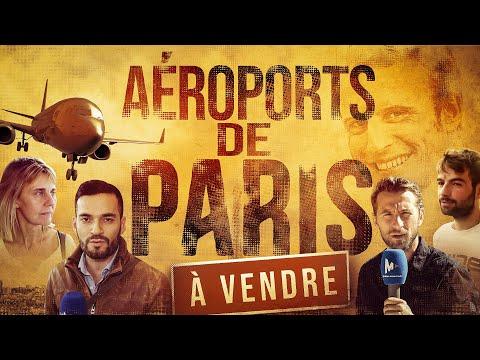 PRIVATISATION DE NOS AÉROPORTS : RÉFÉRENDUM ! – Les Reportages du Média Pour Tous