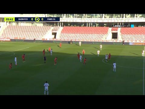 LIGUE 1: Dijon - PSG 0:4 / 27.02.2021.