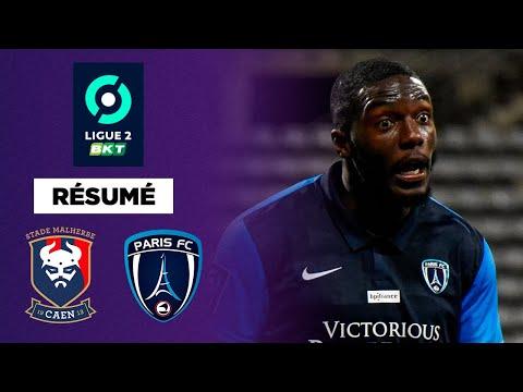 Résumé : Très belle opération du Paris FC à Caen !