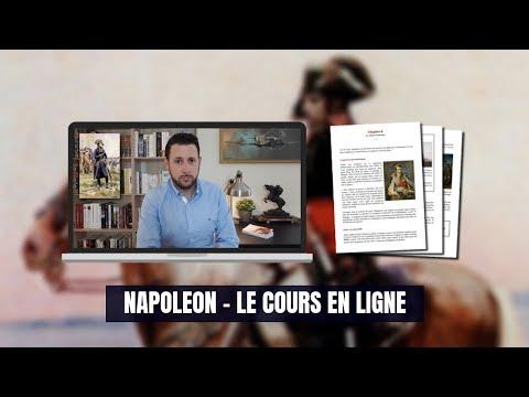 Napoléon – Présentation du cours