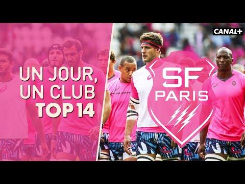 Un jour, un club TOP 14 - Stade Français Paris