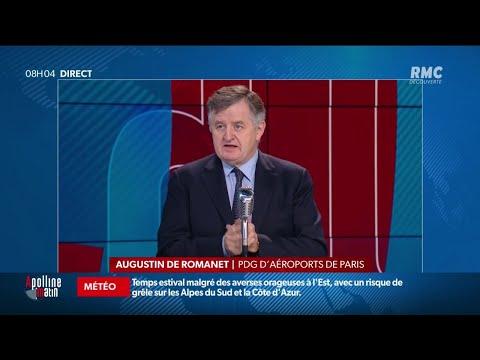 Pour le PDG des aéroports de Paris, il faut assouplir les dispositifs de contrôle des passagers
