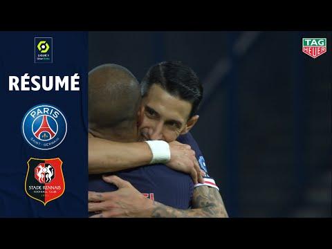 PARIS SAINT-GERMAIN - STADE RENNAIS FC (3 - 0) - Résumé - (PSG - SRFC) / 2020-2021