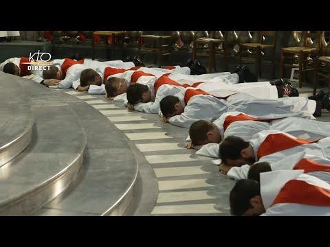Ordinations sacerdotales du diocèse de Paris