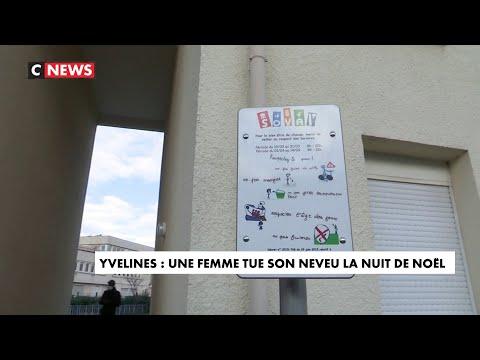 Yvelines : une femme tue son neveu la nuit de Noël