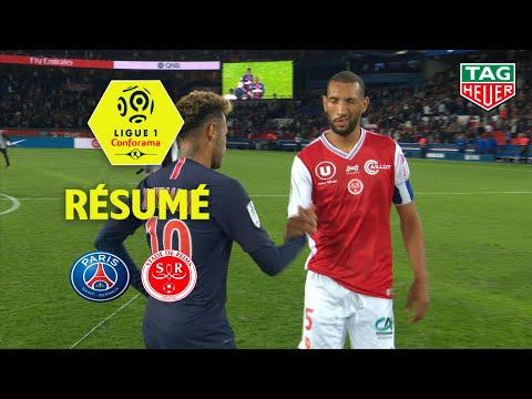 Paris Saint-Germain - Stade de Reims ( 4-1 ) - Résumé - (PARIS - REIMS) / 2018-19