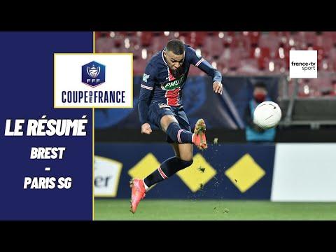 Coupe de France 2021 : Les meilleurs moments de Brest - PSG