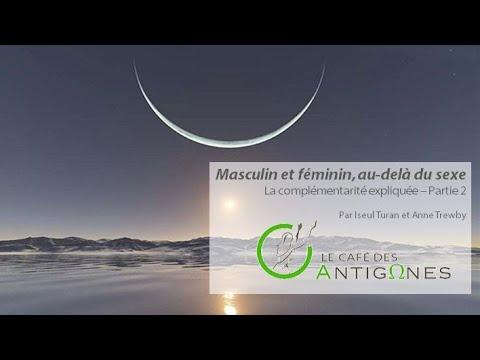 Le masculin et le féminin au-delà du sexe - Le Café des Antigones #19