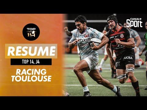 Le résumé (version courte) de Racing / Toulouse