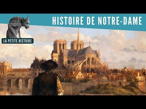 La Petite Histoire : Notre-Dame : histoire d'une miraculée