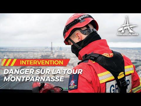 DANGER SUR LA TOUR MONTPARNASSE