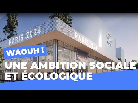 Découvrez l'Arena Porte de La Chapelle