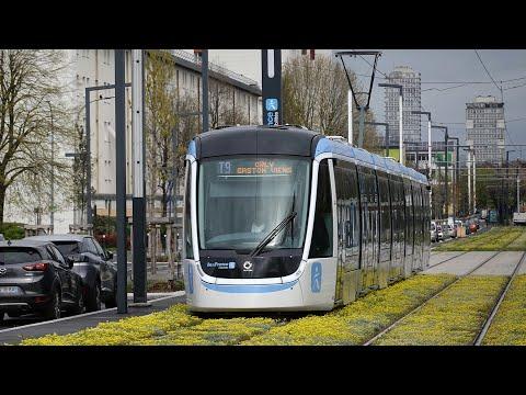 Le premier jour du tramway T9