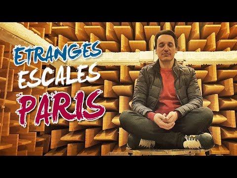 Etranges Escales : Paris