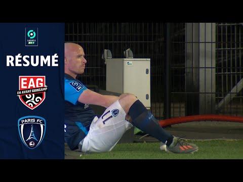 EN AVANT GUINGAMP - PARIS FC (0 - 0) - Résumé - (EAG - PFC) / 2020-2021