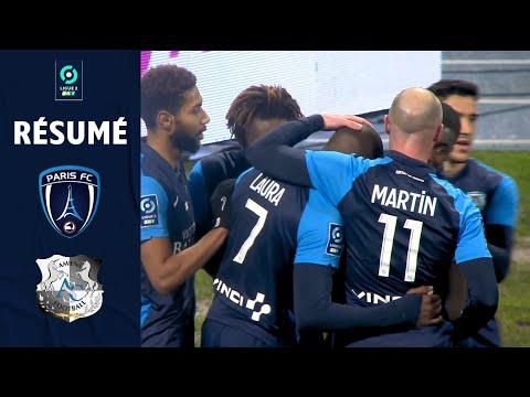 PARIS FC - AMIENS SC (4 - 2) - Résumé - (PFC - ASC) / 2020-2021