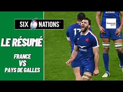 Tournoi des Six Nations 2021 : le résumé complet de France - Galles