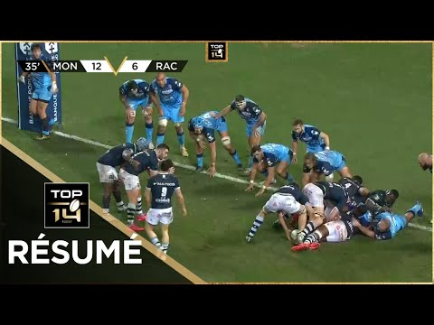 TOP 14 - Résumé Montpellier Herault Rugby-Racing 92: 22-24 - J15 - Saison 2020/2021