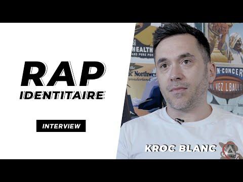 Kroc Blanc : entretien avec un rappeur d'extrême droite