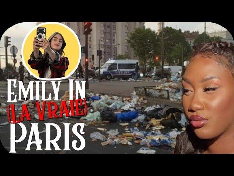 Emily in Paris : l'instagrameuse est le futur de l'homme selon #Netflix | 🅥🅘🅓🅔́🅞🅢🅒🅞🅟🅘🅔