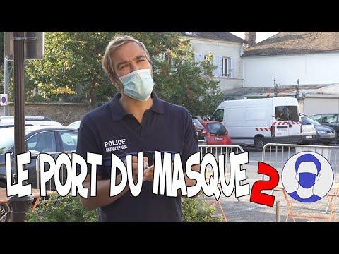 Le port du masque #2