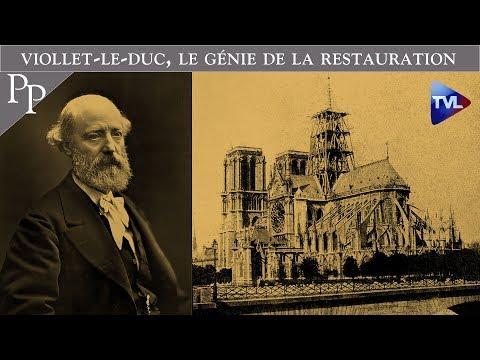 Viollet-le-Duc, le génie de la restauration - Passé-Présent n°240