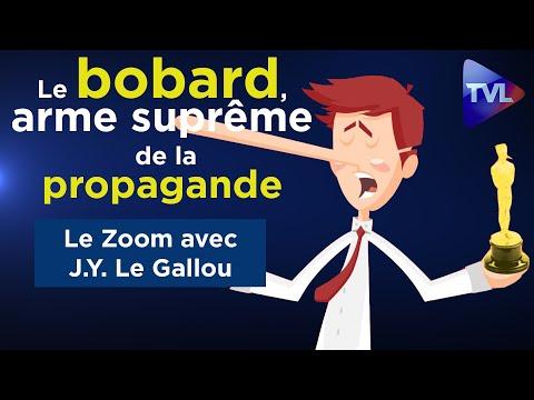 Le bobard, l'arme suprême de la propagande - Le Zoom - Jean-Yves Le Gallou - TVL