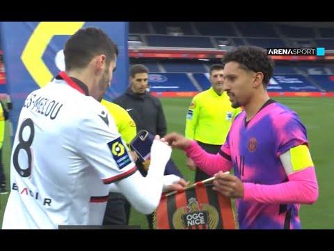 LIGUE 1: PSG - Nice 2:1 (1:0) / 13.02.2021.