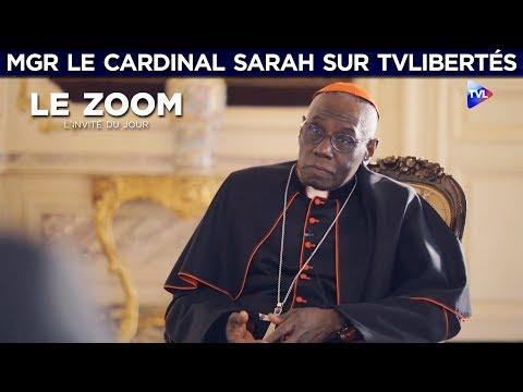 Zoom - Mgr le Cardinal Sarah sur TV Libertés