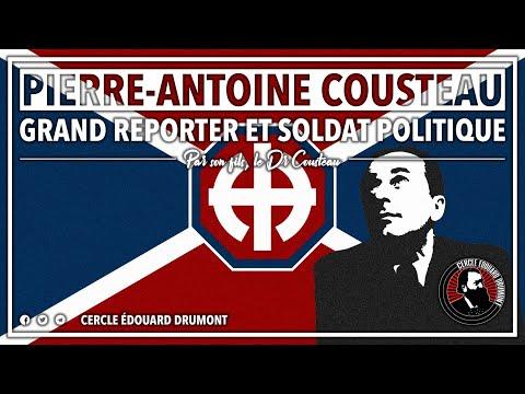 CERCLE #8 PIERRE-ANTOINE COUSTEAU - JP COUSTEAU