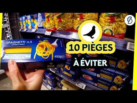 Top 10 des arnaques au supermarché #ONPDP