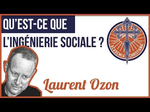 Laurent Ozon - Qu'est-ce que l'ingénierie sociale ?