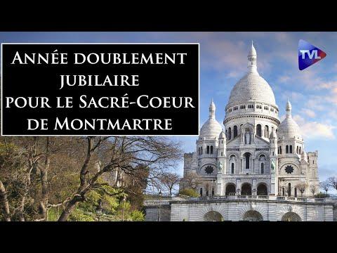 Année doublement jubilaire pour le Sacré-Coeur de Montmartre - Terres de Mission n°184 - TVL