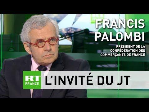 Francis Palombi : «Je demande à l'Etat d'arrêter maintenant» ce mouvement