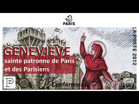 2/ D'Attila à Clovis, Paris et les Gaules au temps de sainte Geneviève