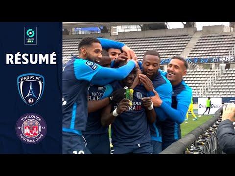 PARIS FC - TOULOUSE FC (3 - 1) - Résumé - (PFC - TFC) / 2020-2021