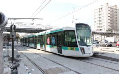 Inauguration du Tramway T9, première ligne non gérée par la RATP