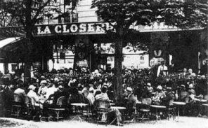 Tour de tables: la Closerie des Lilas