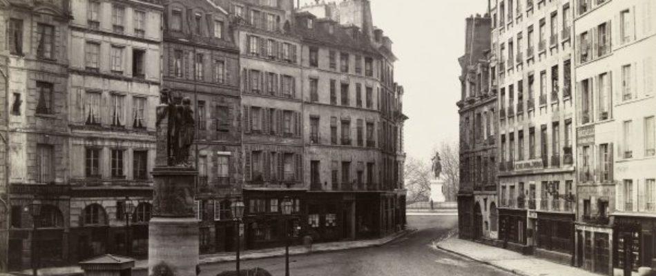 Découvrez Paris au XIXe siècle grâce au site «Vergue»
