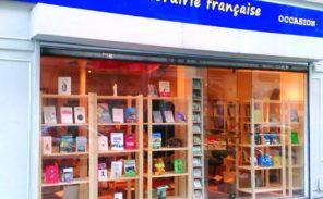 Dédicaces à la Librairie Française
