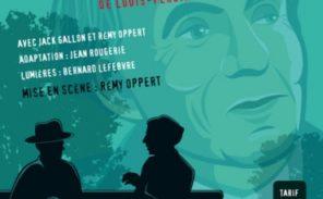 Théâtre: «Les entretiens du professeur Y»